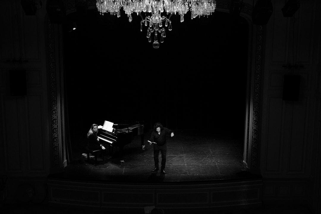 Requiem de Gustave Roud, Daniel Ammann 2016