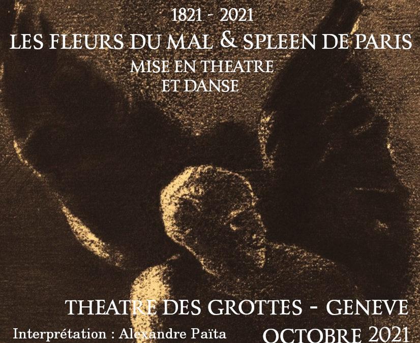 Baudelaire   Octobre 2021