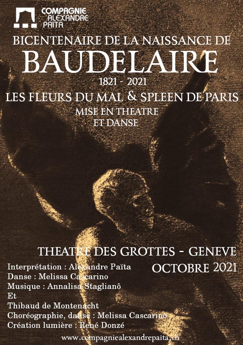 Baudelaire | Octobre 2021